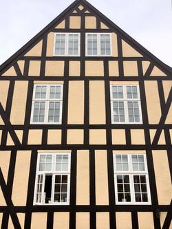Sprossenfenster Denkmalschutz Fachwerk B