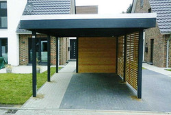 Bausatz hochwertiges modernes Carport