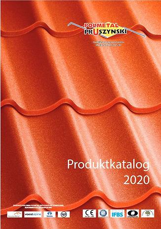 Produktkatalog Trapezbleche Polmetal 202