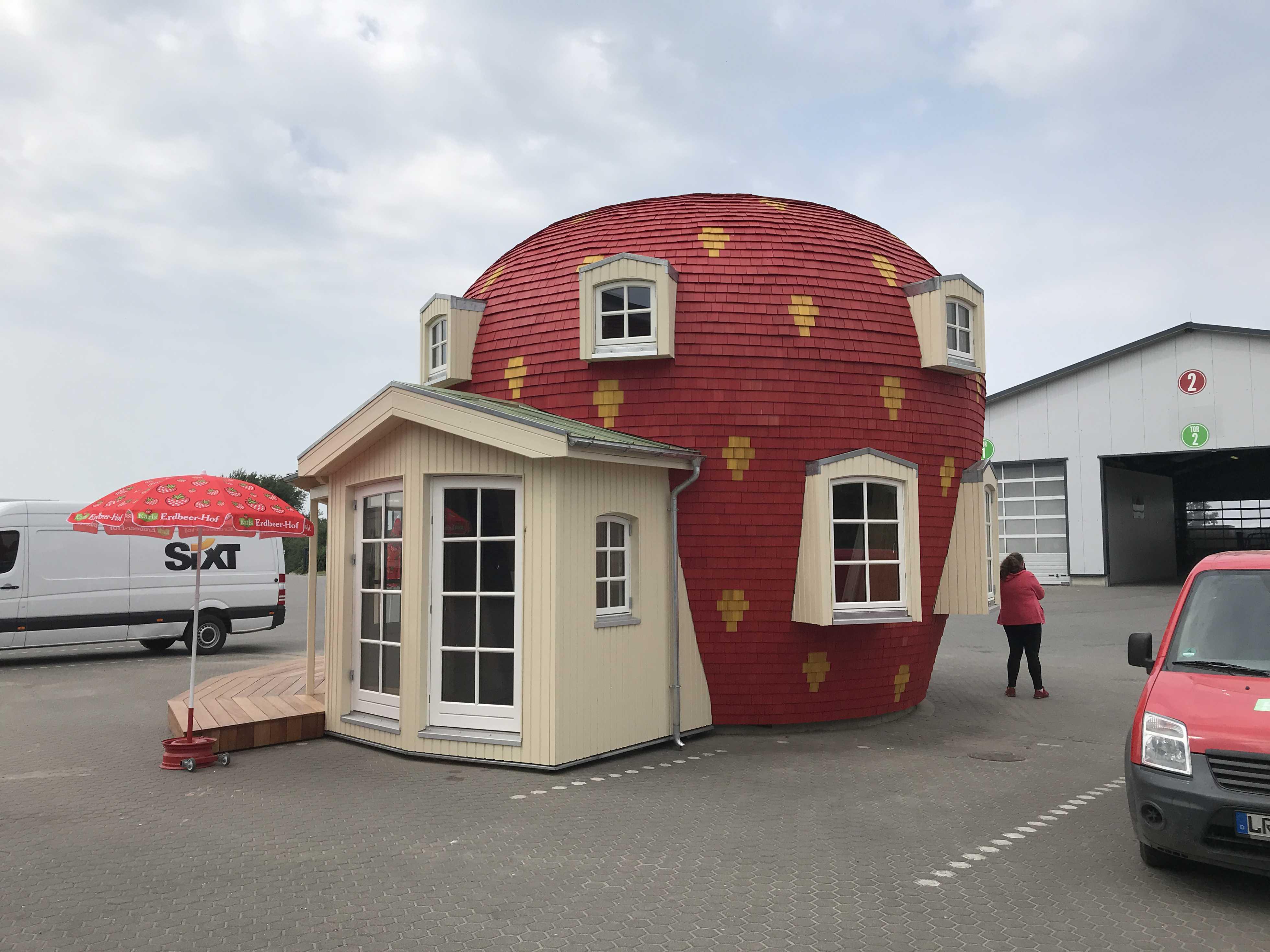 Erdbeerhaus Vrogum