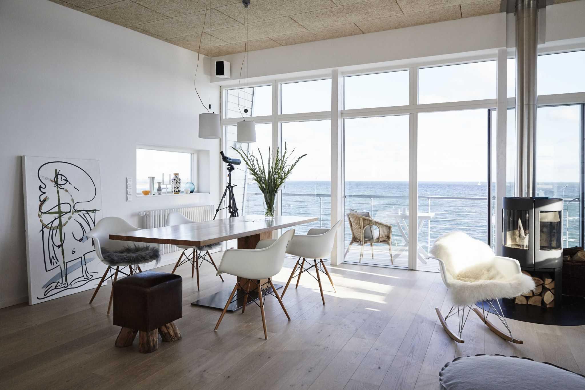 Moderne Fenster Design Velfac