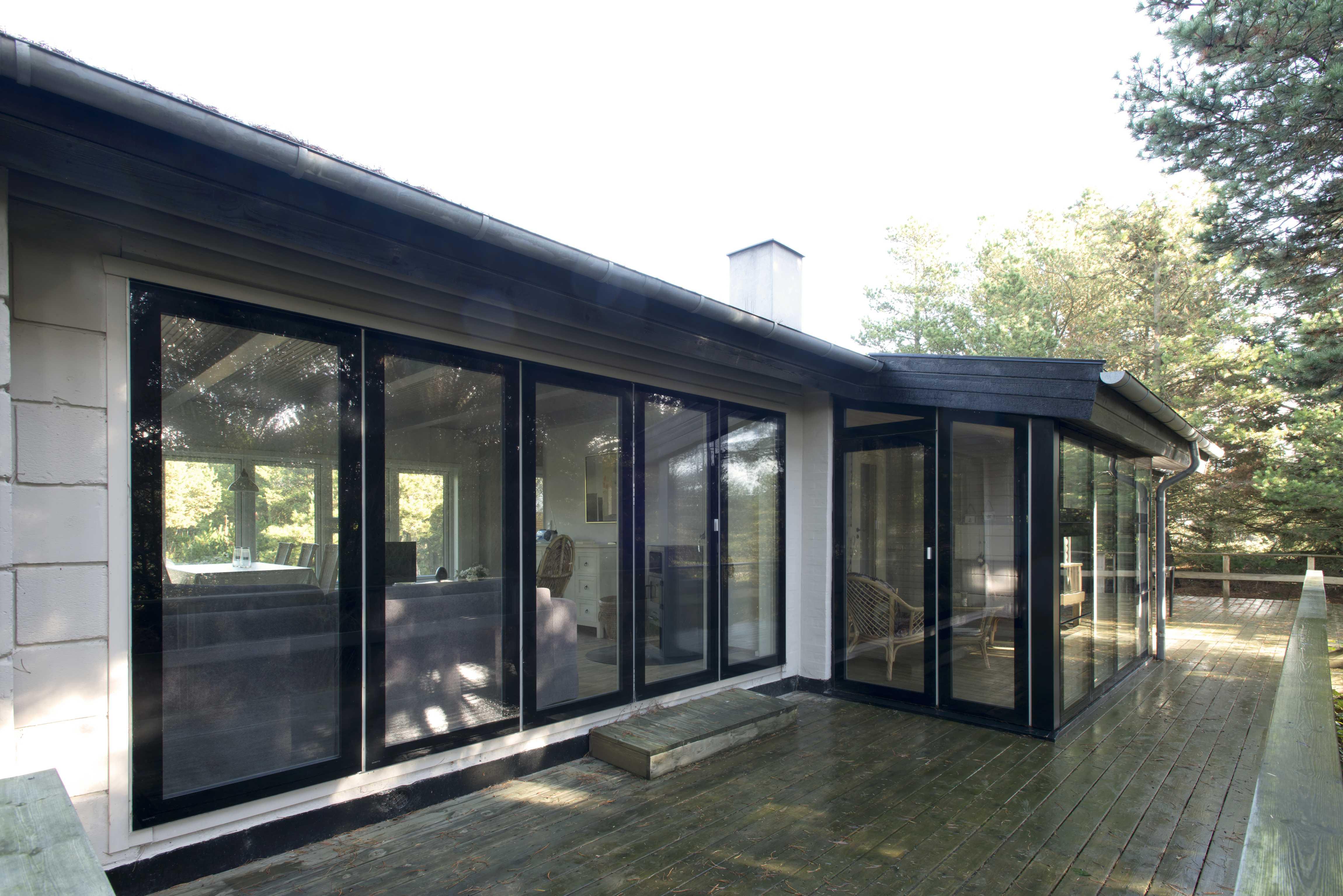 Fenster modern Design Svarre 2
