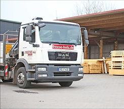 Liefergebiet FREESE Holz Holzhandlung Lieferservice