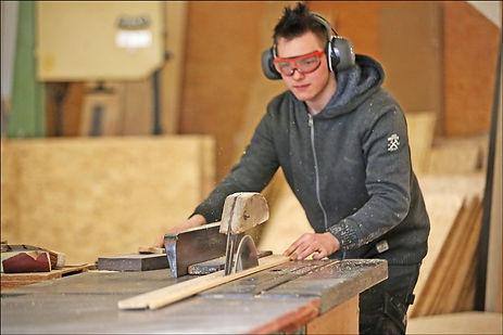 Zuschnitt Service Holz zuschneiden lasse