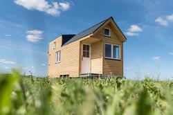 Tiny House Fenster