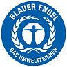 Korkfussboden zertifiziert Blauer Engel.