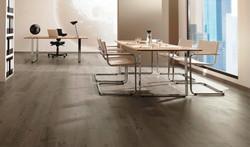 Eiche Grau Designboden Kork kaufen