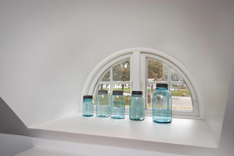 Fenster Denkmalschutz halbrund Bojso