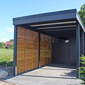 Carport modernes Design Quickborn