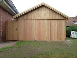 Fassade Lärche Profilholz