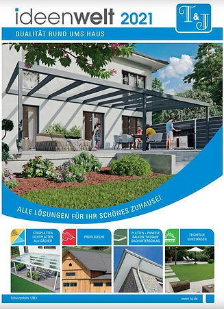 Katalog T&J Ideenwelt Rund ums Haus 2021