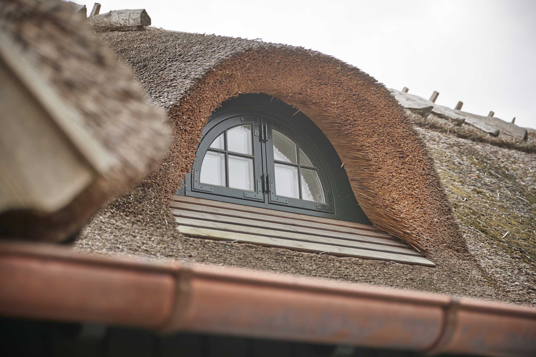 Denkmalschutzfenster halbrund Bojso