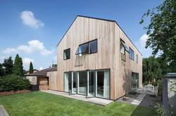 Moderne Designfenster Velfac