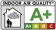 Zertifikat Indoor Air Quality Korkfußbod