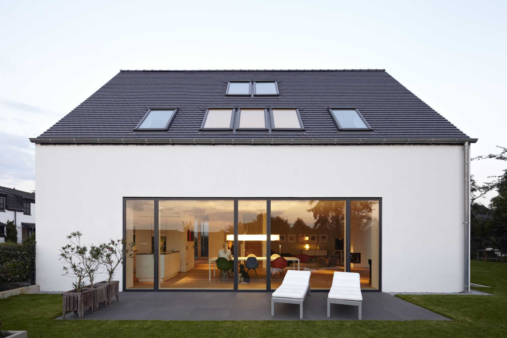 Architektenfenster Velfac