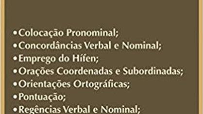 Curso de português para concursos (Português)