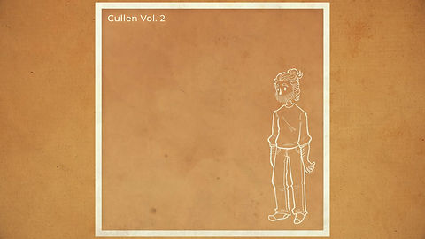 cullen vol 2 coming august 28