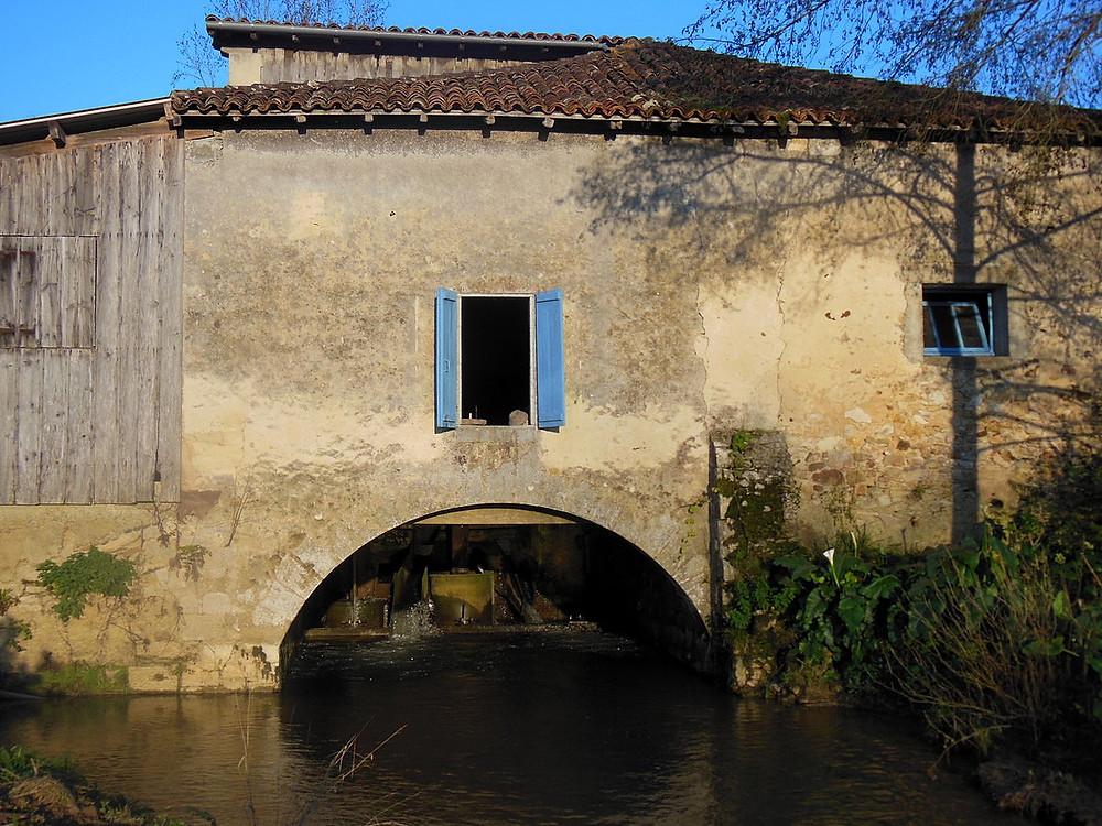 Le Moulin de Poyaller à Mugron