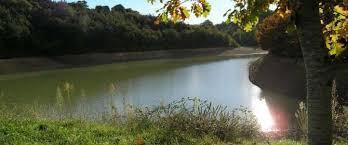 Le Lac de Béhasque, le 26 Mars