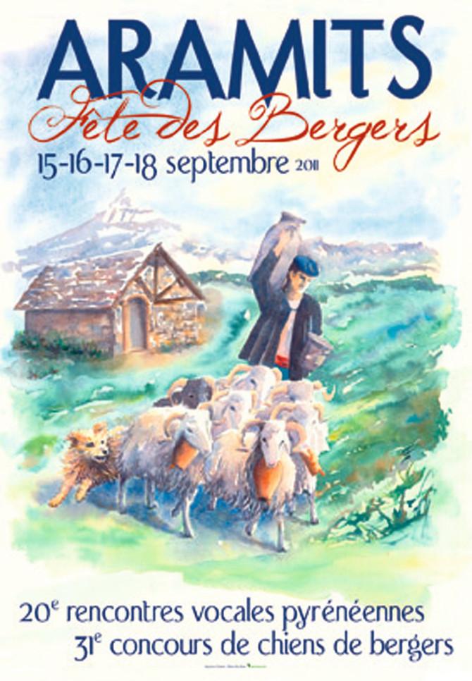 La Fête des Bergers à Aramits