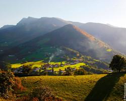 L'arrière Pays Basque