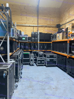 Audio world - nearly there Excalibur HQ