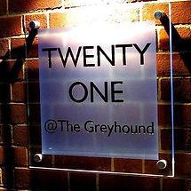 Greyhound and Twenty One