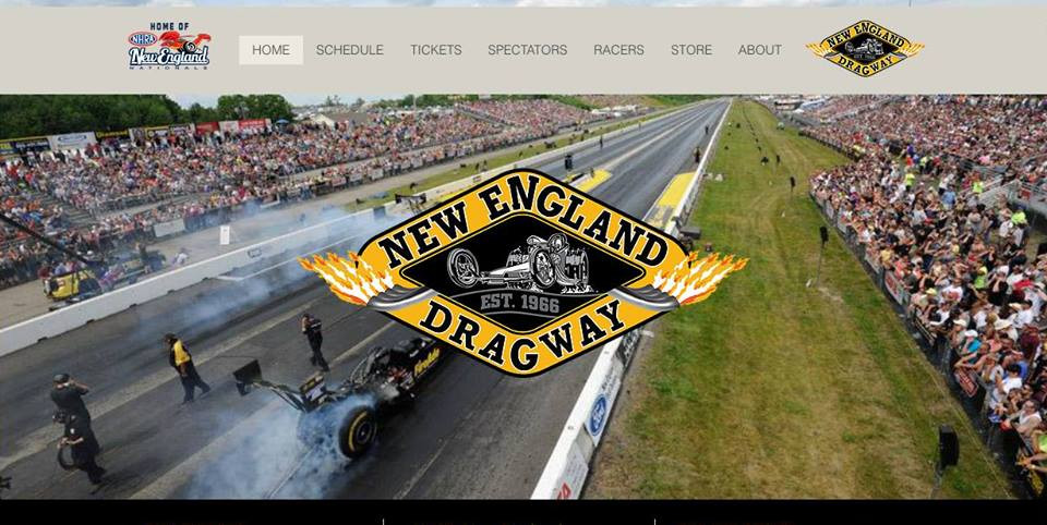 Race Track | New England Dragway | Epping, NH