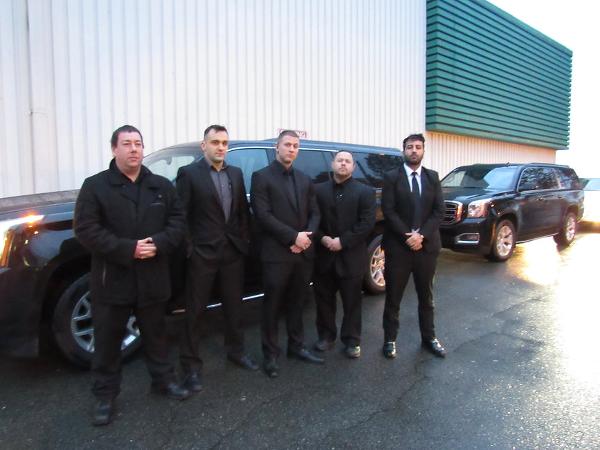 Vancouver Bodyguard Services