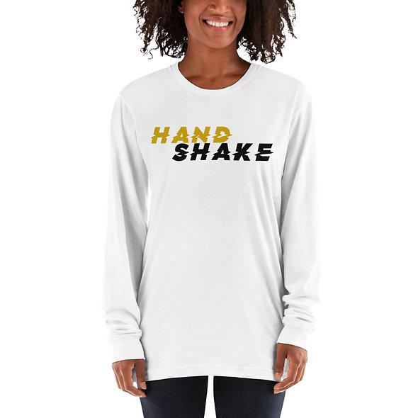 Handshake's Long sleeve t-shirt - Unisex