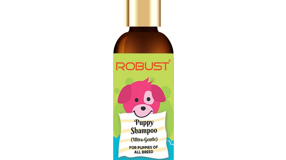 Robust Puppy Shampoo (No-Rinse Formula)