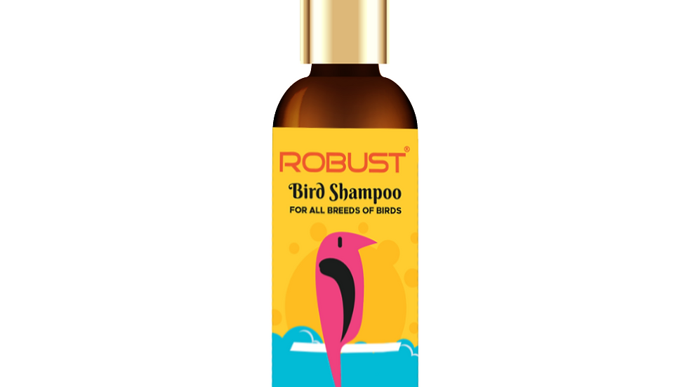 ROBUST Bird Shampoo(Waterless)