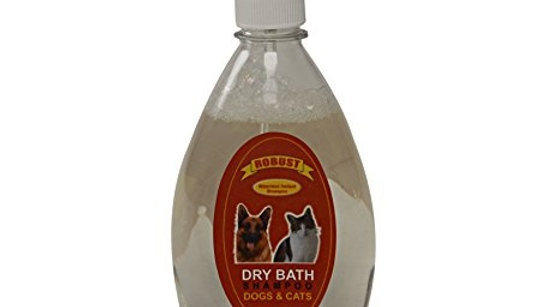 ROBUST DRY BATH SHAMPOO - 225ML