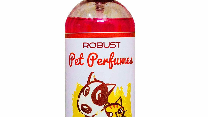 ROBUST PET PERFUME : Strawberry & Vanilla - 200ML