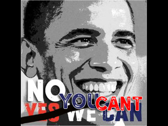 """Obama to Britain ....  """"No, You Can't."""""""