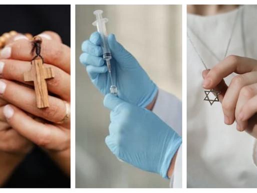 על אמונה, רפואה ומשפט
