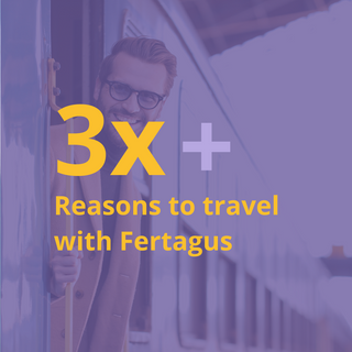 Do you know all the reasons to travel on Fertagus this summer? Try Pick by Ubirider!