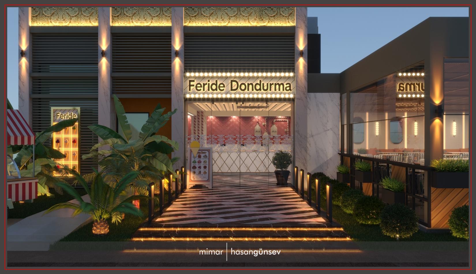 Feride Dondurma