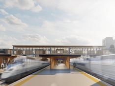 Joenju Railway Station