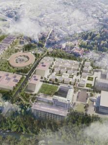 Veliko Tarnovo Master Plan