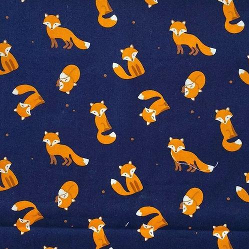 Fox footstool