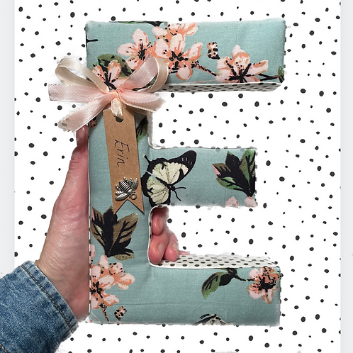 Sage and Spot Floral