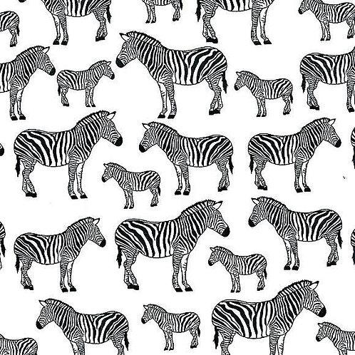 Mono Zebra