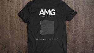 Maglietta staff AMG video