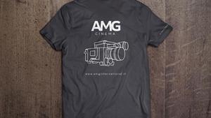 Maglietta staff AMG cinema