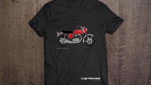 Maglietta concessionario moto Marinetti