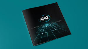 Copertina brochure AMG