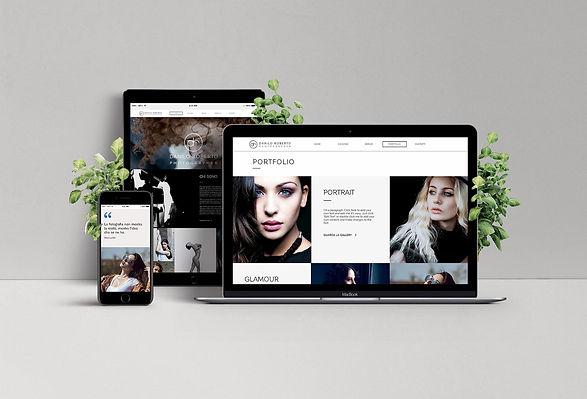 sito web Danilo Roberto