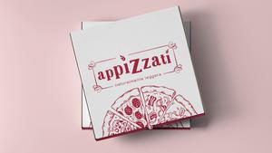 Scatola pizza per Appizzati
