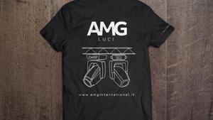 Maglietta staff AMG luci